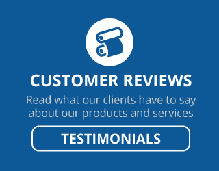 customer reviews | read what our clients have to say about our products and services | testimonials